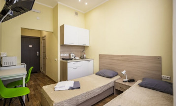 Апартаменты (А0102)