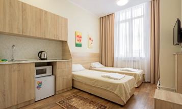 Апартаменты (А0158)
